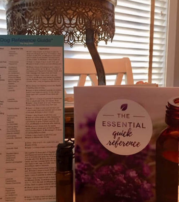doTERRA Essential Oils for Dogs and Cats