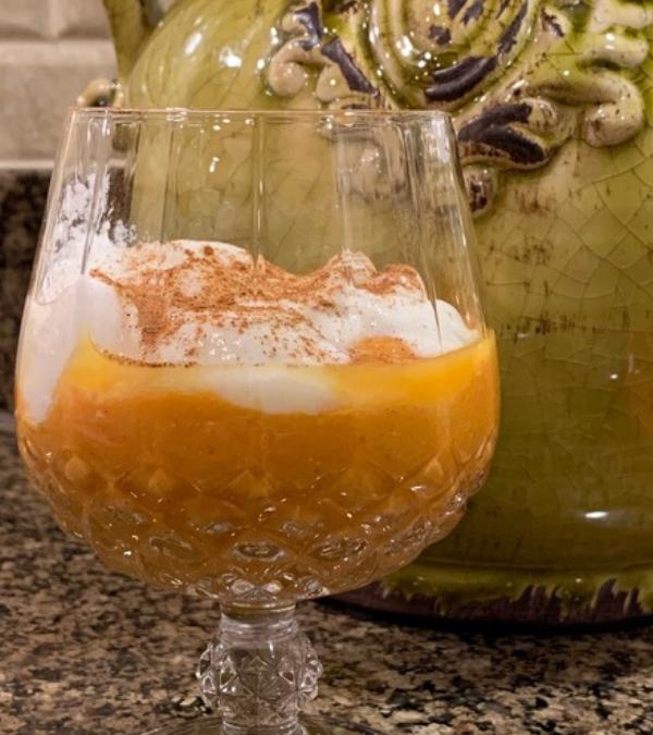 Pumpkin Puppuccinos