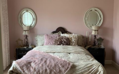 My Guest Room:  Combining The Old With The New