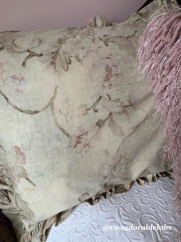 Pillow Sham from Ethan Allen