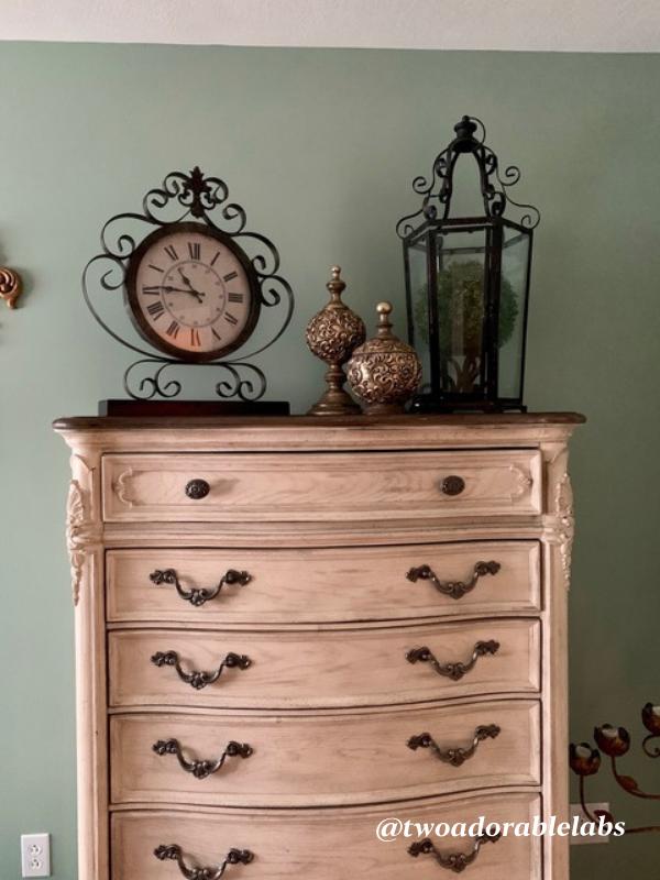 Old World Dresser
