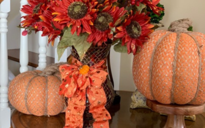 How To Use Fashion Pins In Your Floral Arrangements