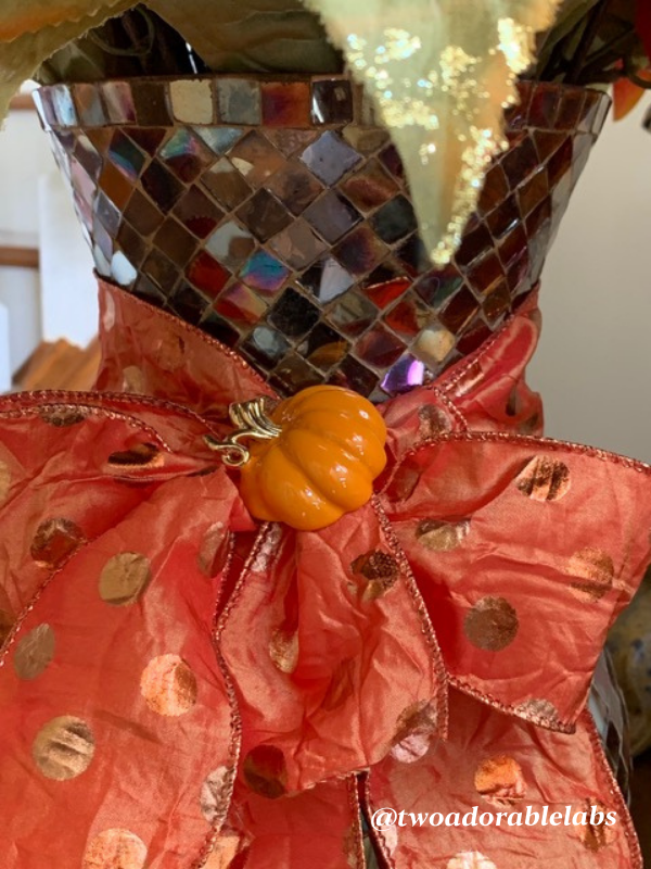 Pumpkin Fashion Pin
