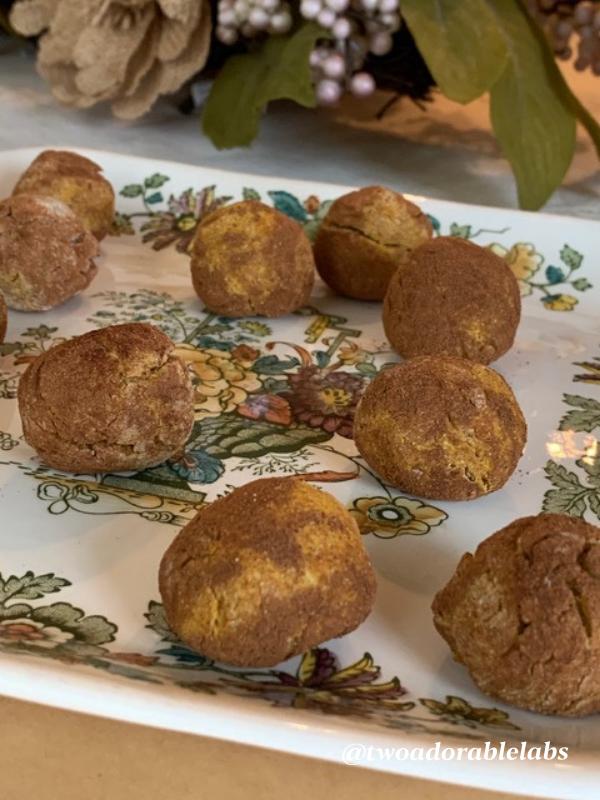 Puppy Russian Butter Balls