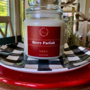 Berry Parfait | www.twoadorablelabs.com