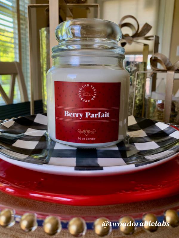 Berry Parfait   www.twoadorablelabs.com