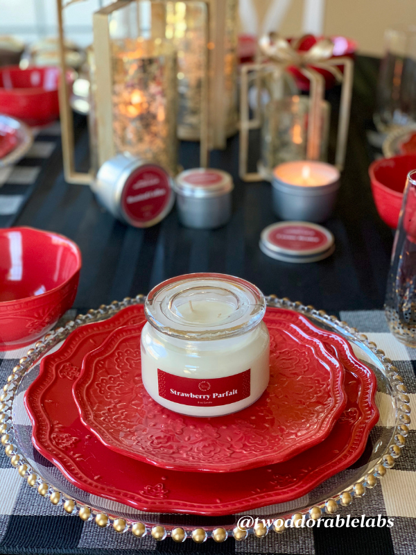 Two Adorable Labs Announces New Soy Candle Line