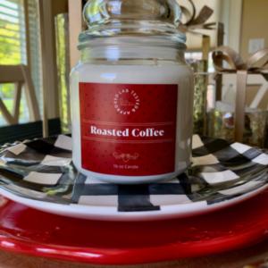 Roasted Coffee | www.twoadorablelabs.com