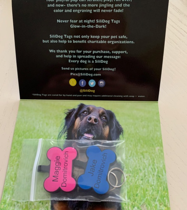 SiliDog Pet Tags and TAL Collaborate Together