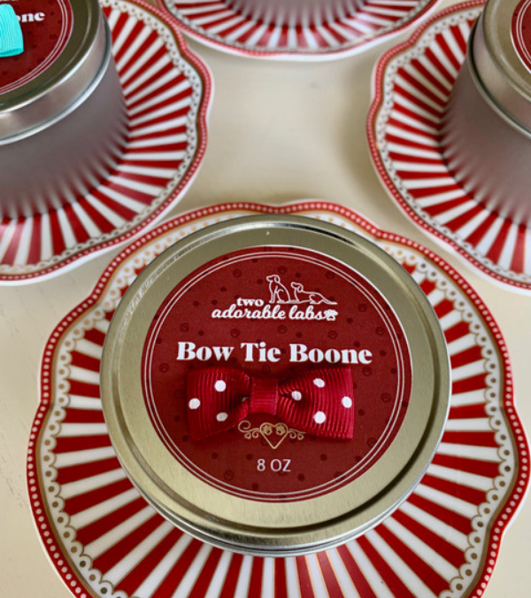 TAL Announces New Bow Tie Boone Candle