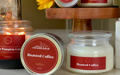 Fall Candle Sale At Two Adorable Labs