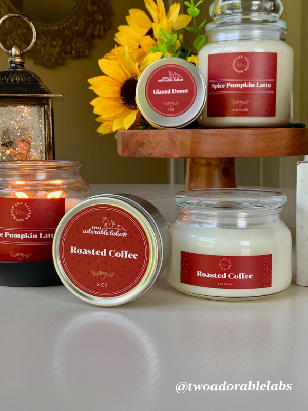 Candle Sale | www.twoadorablelabs.com