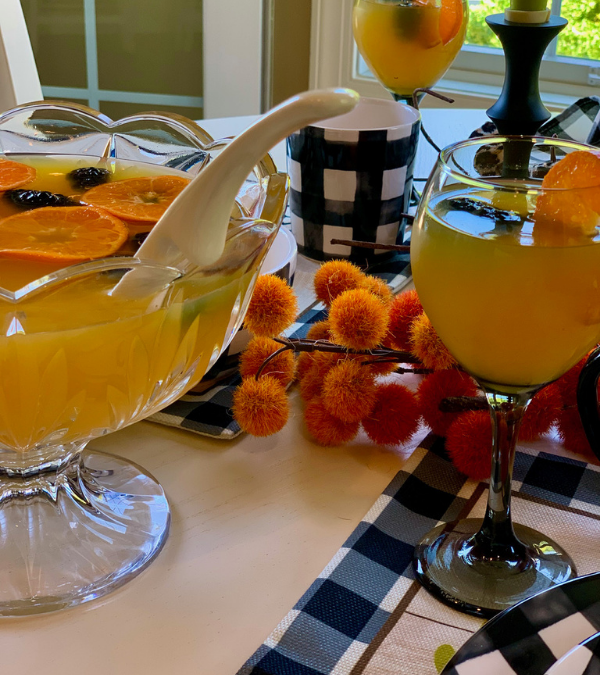 Fruity Fall Party Punch