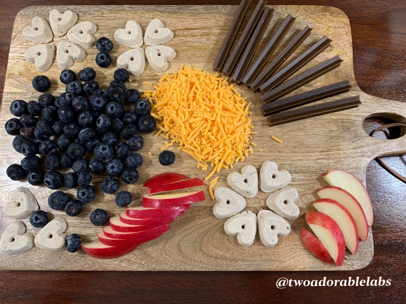 Make A Barkuterie Board For Your Pet